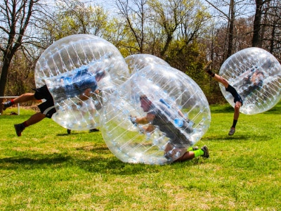 Big BubbleBall Hit