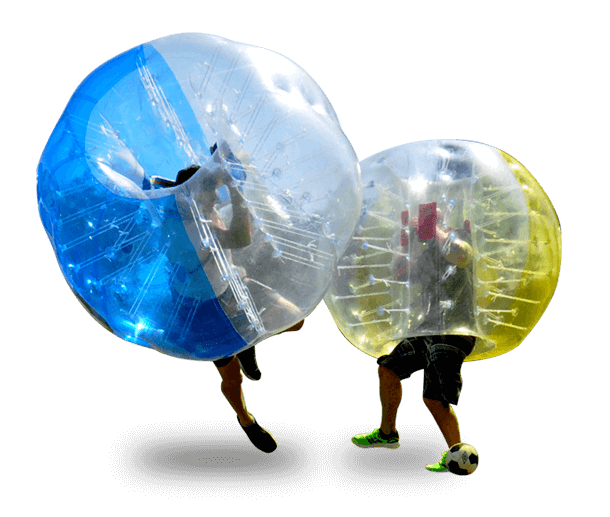 bubble ball bumper soccer games