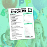 Ultimate Birthday Party Checklist