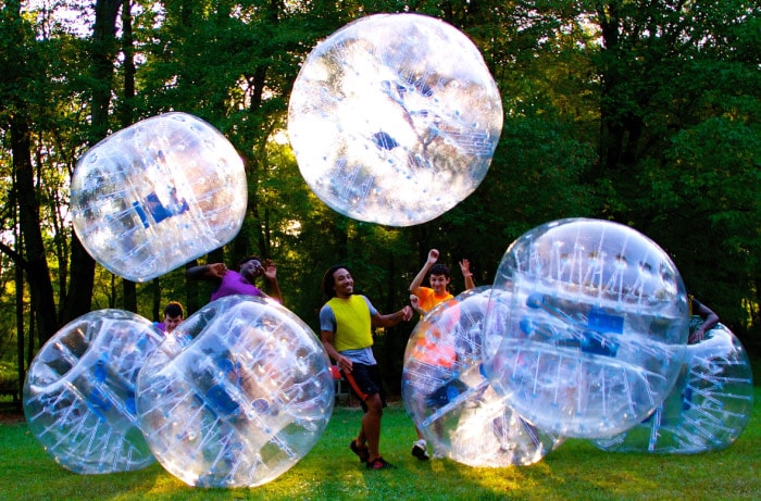 BubbleBall Explosion Fun