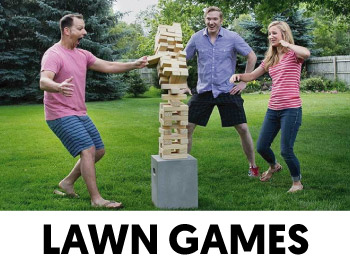 Lawn Games, Lawn Games and Giant Game Rentals